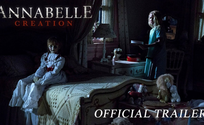 Film Annabelle - Creation